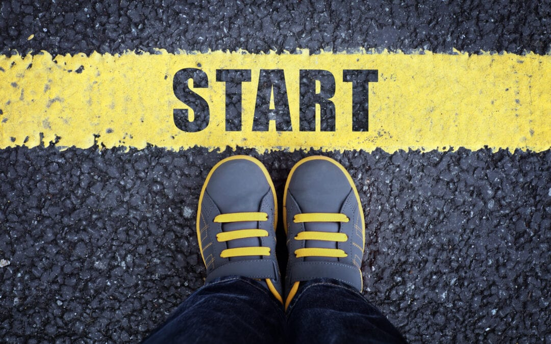 Where Are You Starting From Right Now? | Blog